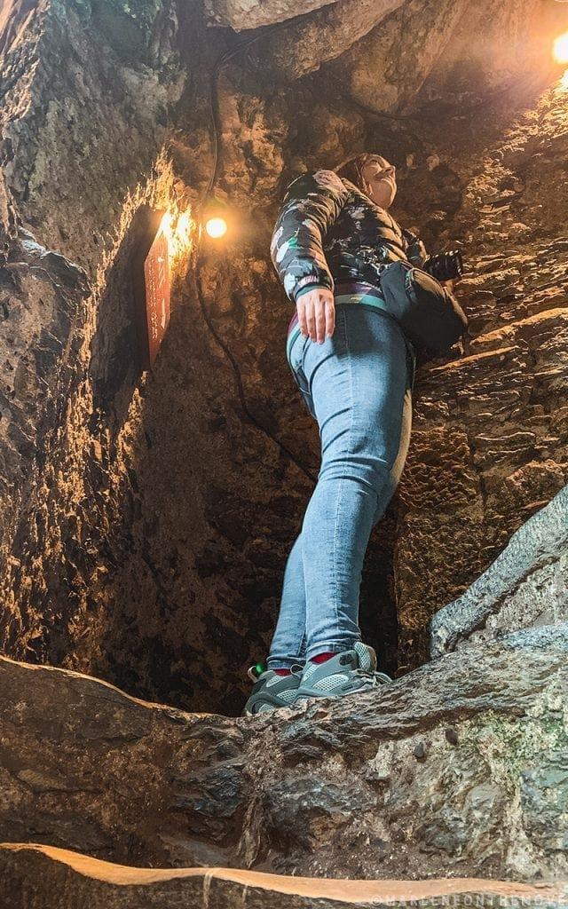 Castelo de Blarney Escadas - Blarney Castle Stairs