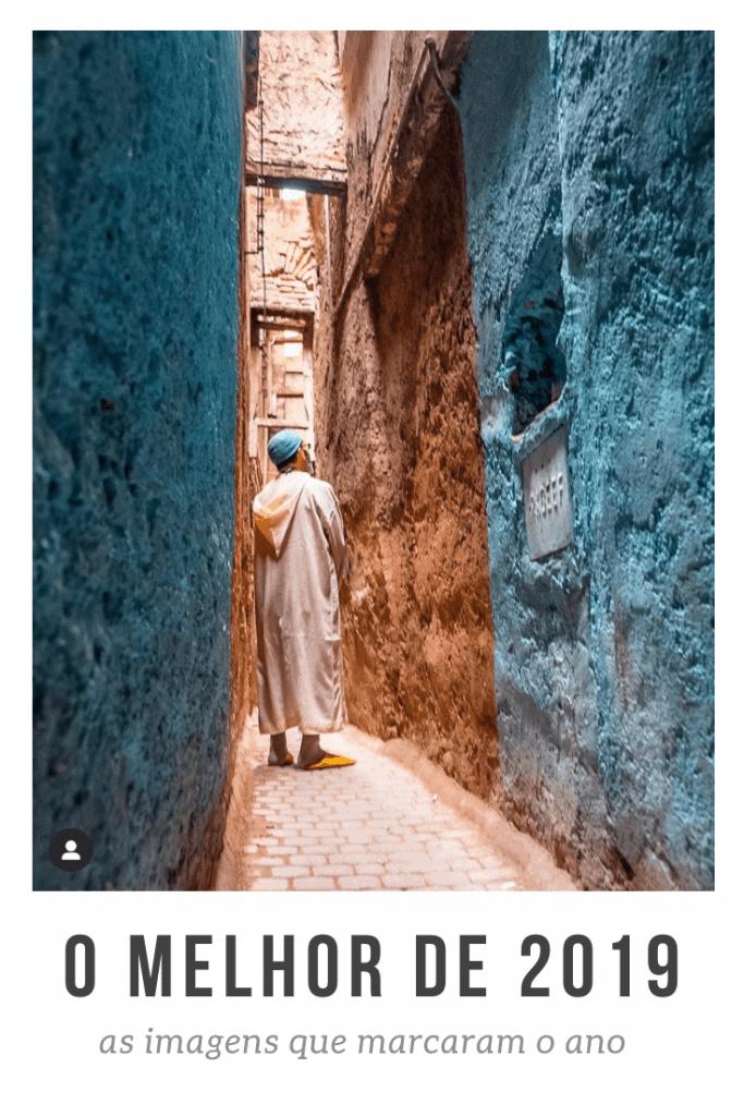 Veja quais destinos por onde andei em 2019 e quais as imagens que receberam mais likes no Instagram. Porque recordar é também viajar.