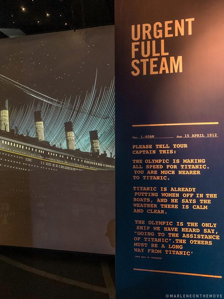 Museu Titanic Experience Belfast