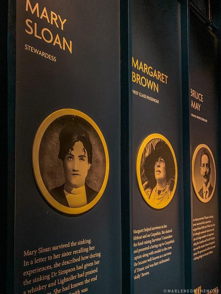Museu Titanic Experience