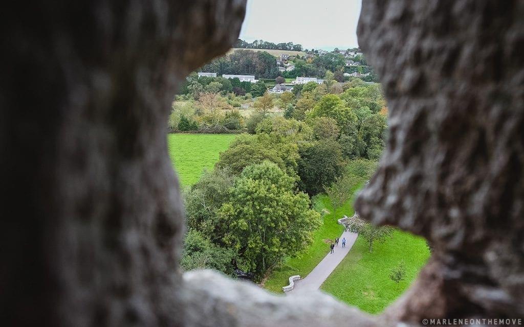 Vista Castelo de Blarney - Blarney Castle View