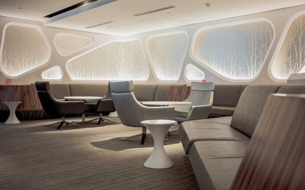 Airport Lounge Aeroporto