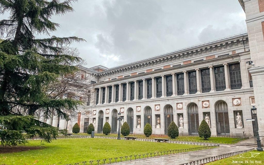 Madrid Museu Prado Museum