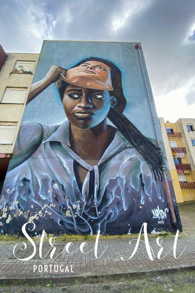 Bairro social na vizinhança da capital portuguesa, a Quinta do Mocho tornou-se na maior galeria de arte urbana da Europa. Descubra o melhor da street art de Lisboa neste post.
