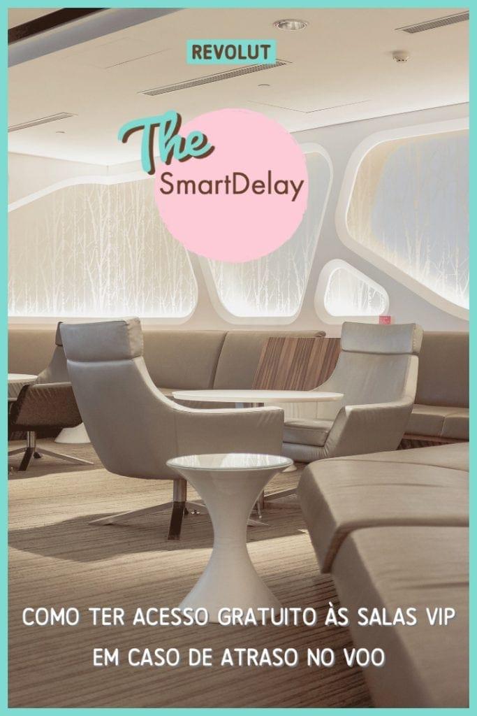 O voo atrasou-se? Sabia que com o cartão Revolut pode gozar dos lounges de mais de 500 aeroportos enquanto espera? Conto tudo neste post.