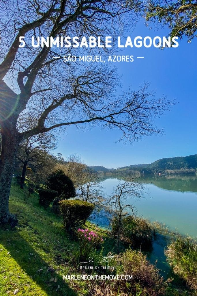 They are one of the main attractions in São Miguel, in the Azores. The lakes appear as oases buried in lush vegetation and are amazing places to visit on the island. Emerge yourself in an unforgettable Azorean postcard.