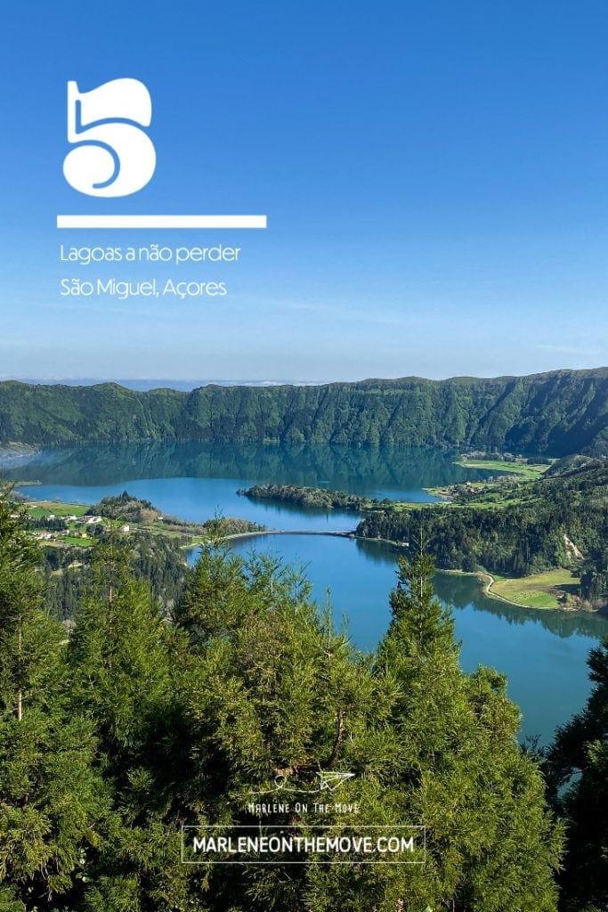 São uma das principais atrações em São Miguel, nos Açores. As lagoas surgem como oásis enterrados em vegetação luxuriante e tornam uma visita à ilha num postal inesquecível.