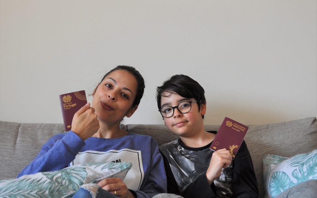 Passaporte Rutha Portelinha Berço do Mundo