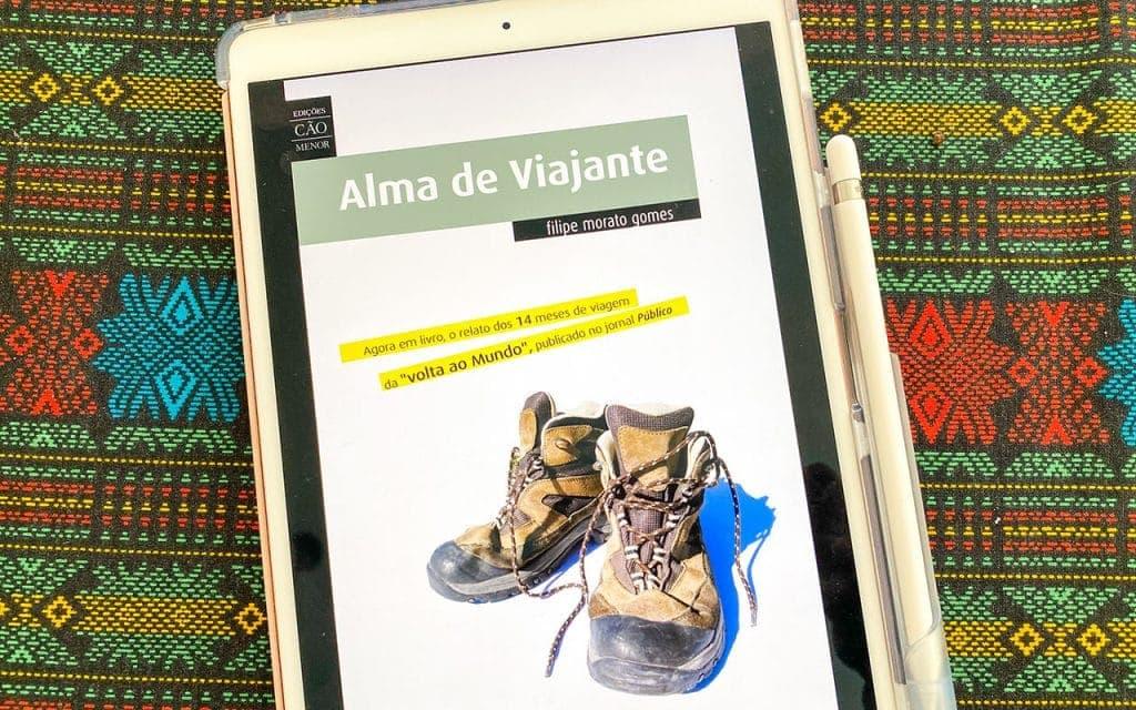 Alma de Viajante Filipe Morato Gomes