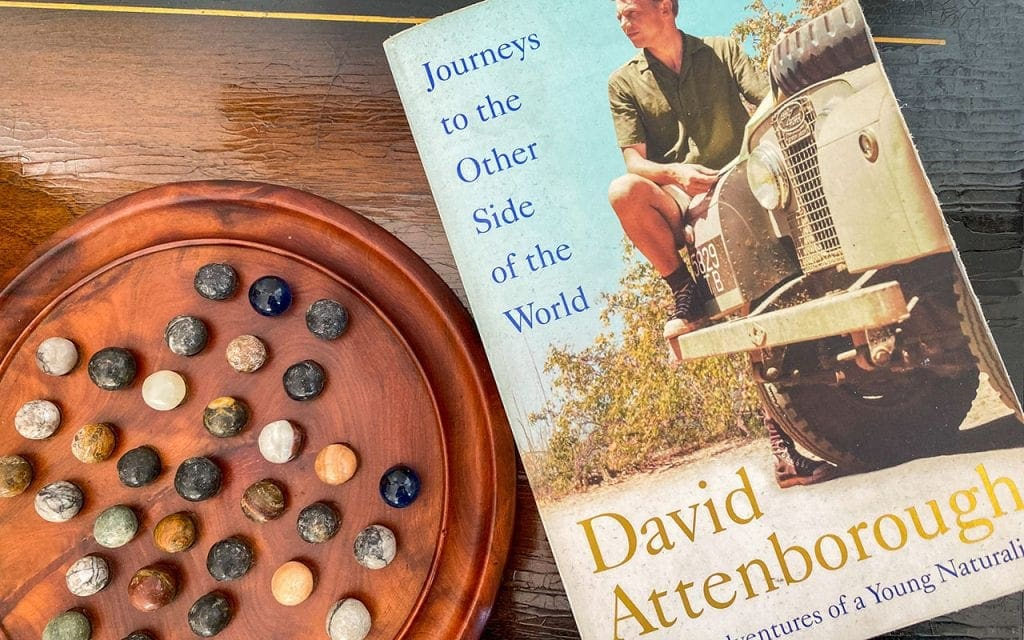 Journeys Of The Other Side Of The World David Attenborough