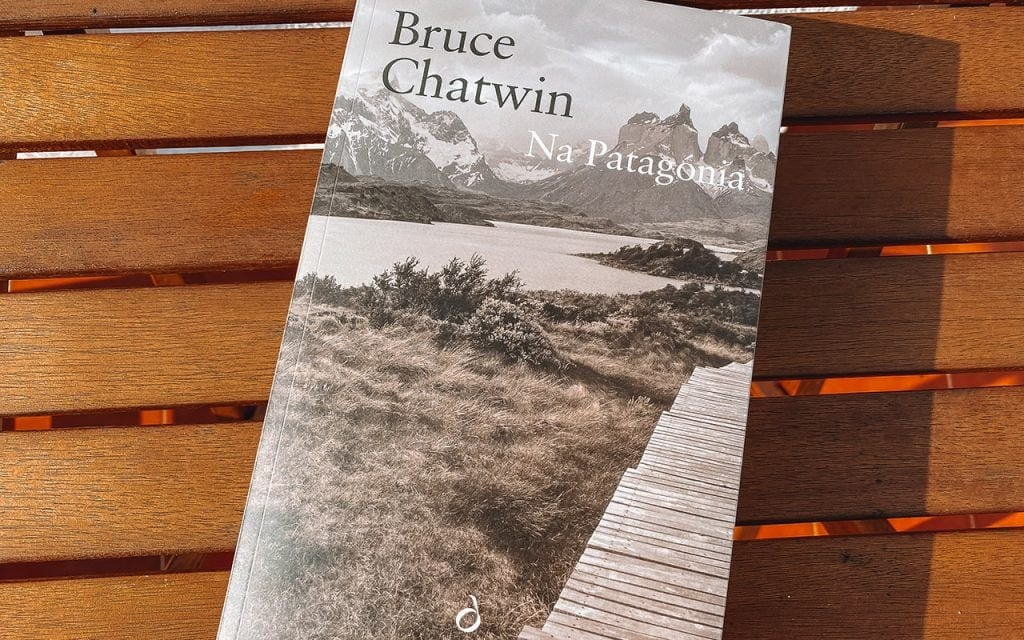 Na Patagonia Bruce Chatwin