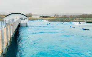 the wave piscina de ondas wave pool Bristol