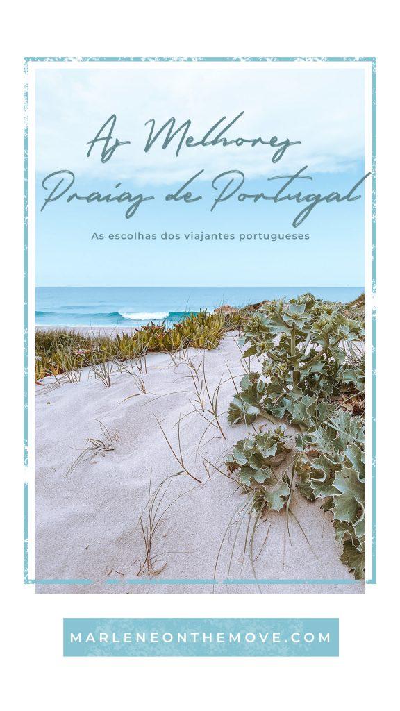 Não sou apenas eu que o digo, mas outros viajantes portugueses que aceitaram o meu convite para falar das suas praias de eleição em Portugal. Se ainda não conhece, vale a pena ir descobrir estes cantinhos à beira-mar.