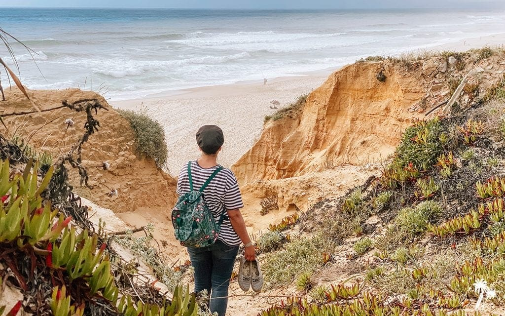 Praias da Nazaré Portugal Beach