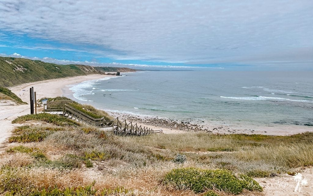 Praia da Polvoeira Beach Nazaré Portugal