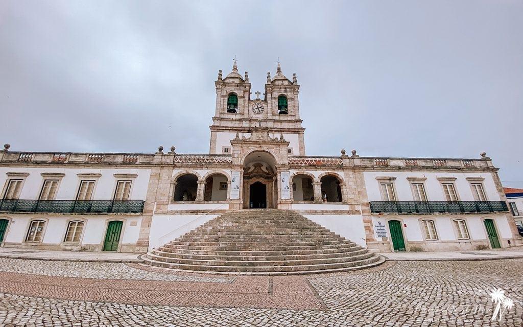 Santuário Nossa Senhora da Nazaré Portugal