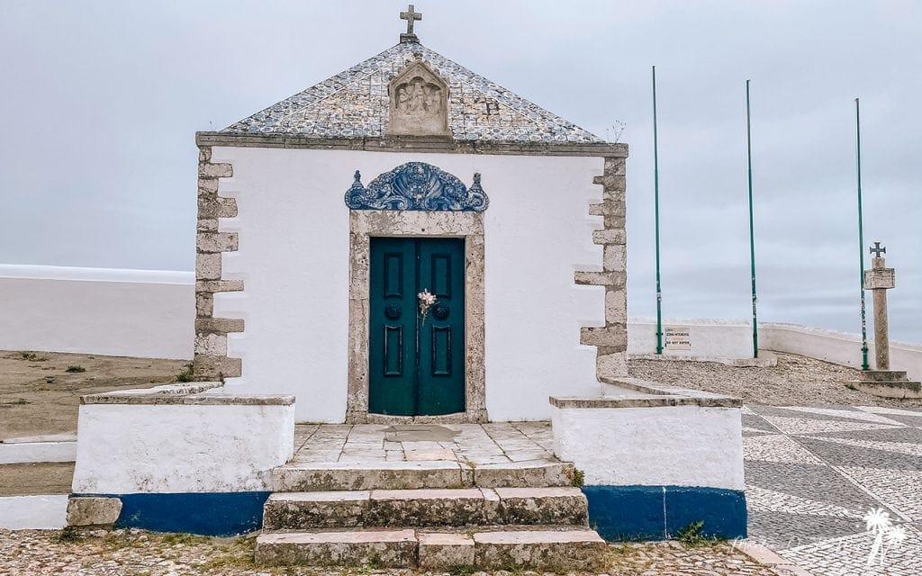Ermida da Memória Nazaré Portugal