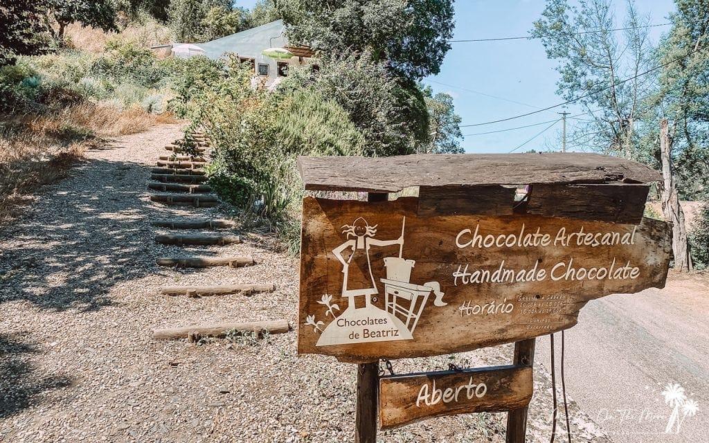 Fábrica Chocolates de Beatriz Odemira
