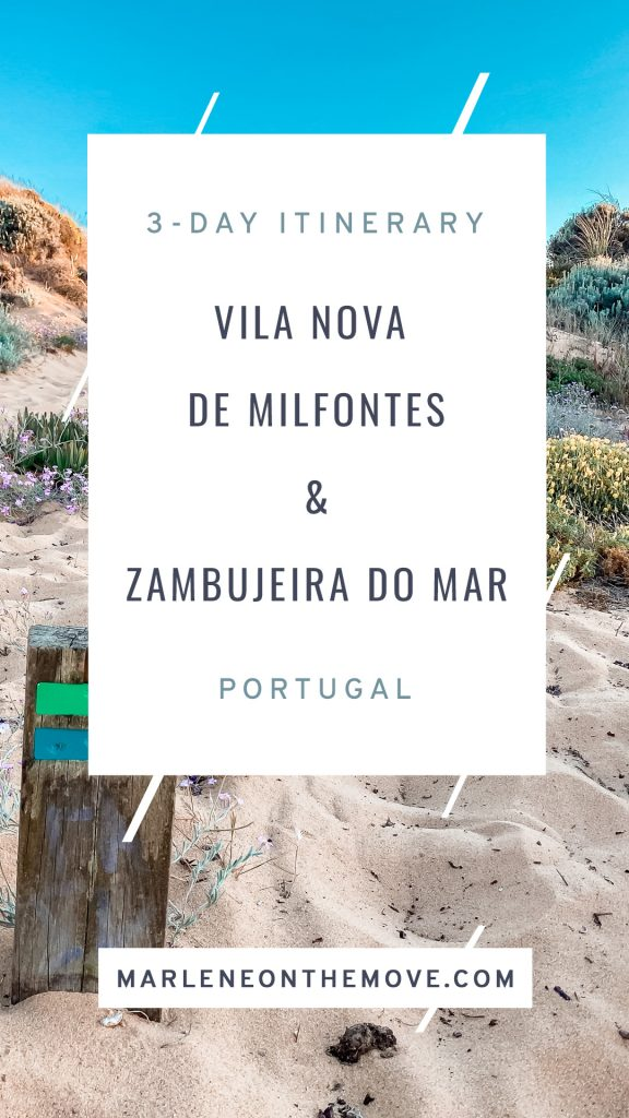 They are among the most beautiful villages on the Alentejo coast, Portugal, and delight everyone who goes there. In this Alentejo getaway, discover the wonders you can see and do through Vila Nova de Milfontes and Zambujeira do Mar.