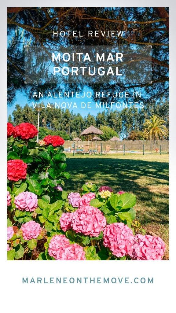 Às portas de Vila Nova de Milfontes, na Costa Alentejana, o hotel rural Moita Mar é a opção perfeita para dias relaxados, longe da confusão.
