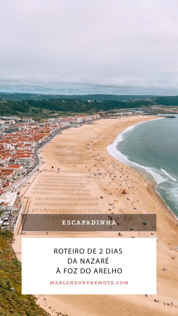 Conhecida pelas ondas gigantes, a Nazaré tem tanto mais para mostrar. E a beleza desta zona do Centro de Portugal não fica por aí. Basta descer um pouco no mapa e ir conhecer outras vilas envoltas em maresia.
