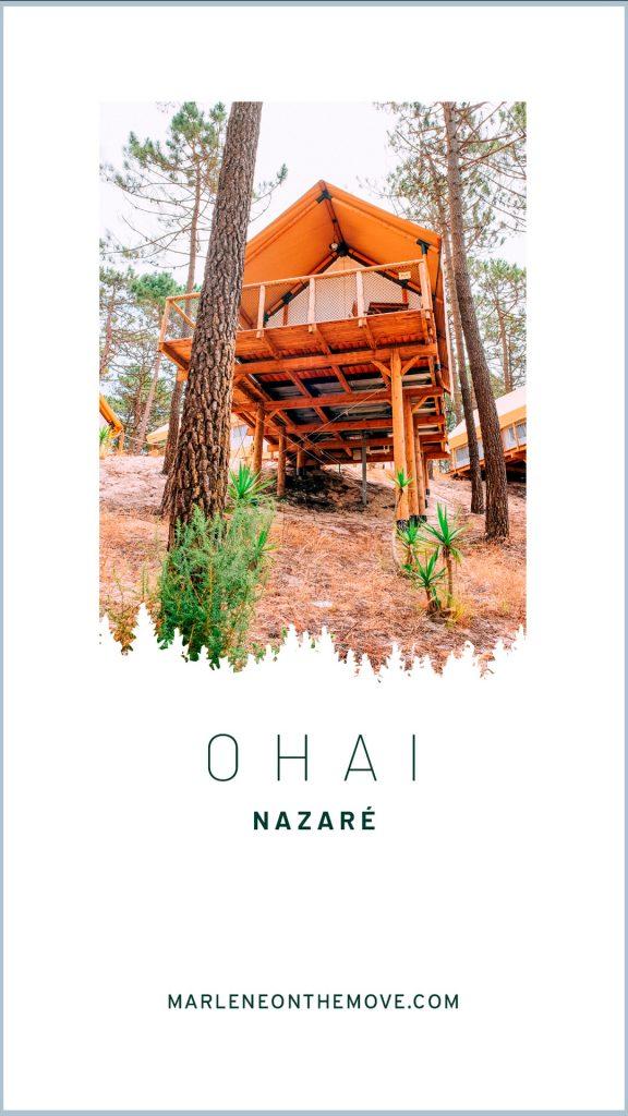 Gostava de passar uns dias na maior reserva de pinheiros da Península Ibérica e a dois passos de praias incríveis? Então, espreite o OHAI Nazaré.