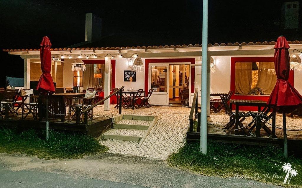 Porto das Barcas Vila Nova de Milfontes Restaurant