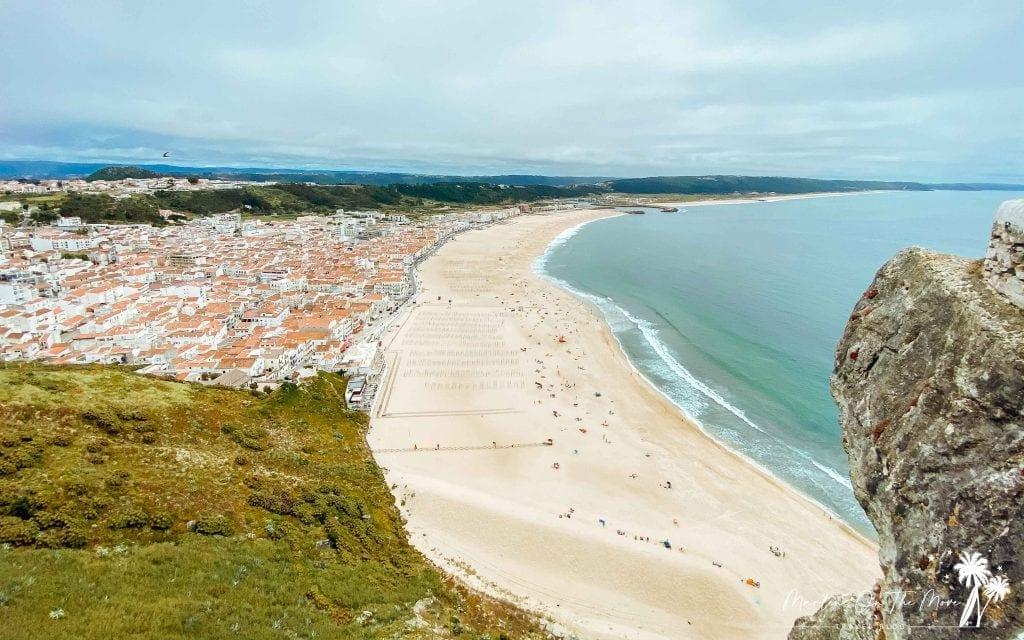 Praia da Nazare Beach