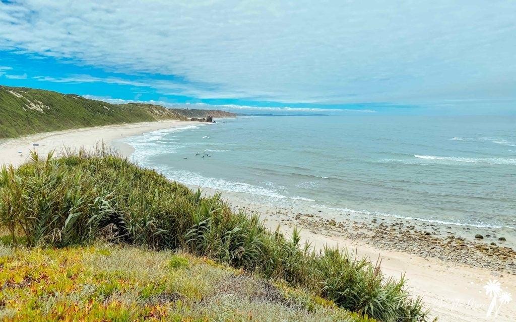 Praia da Polvoeira Beach