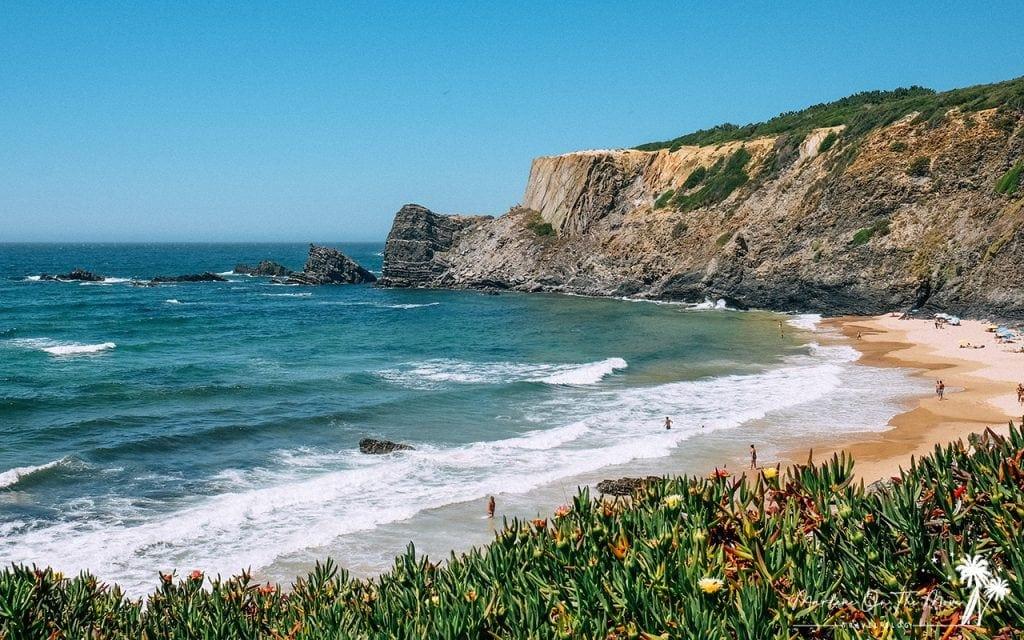 Praia da Amália Beach