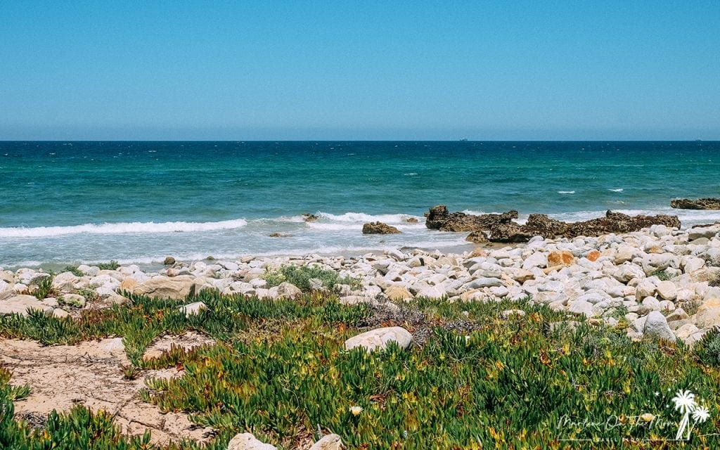 Praia dos Aivados Beach