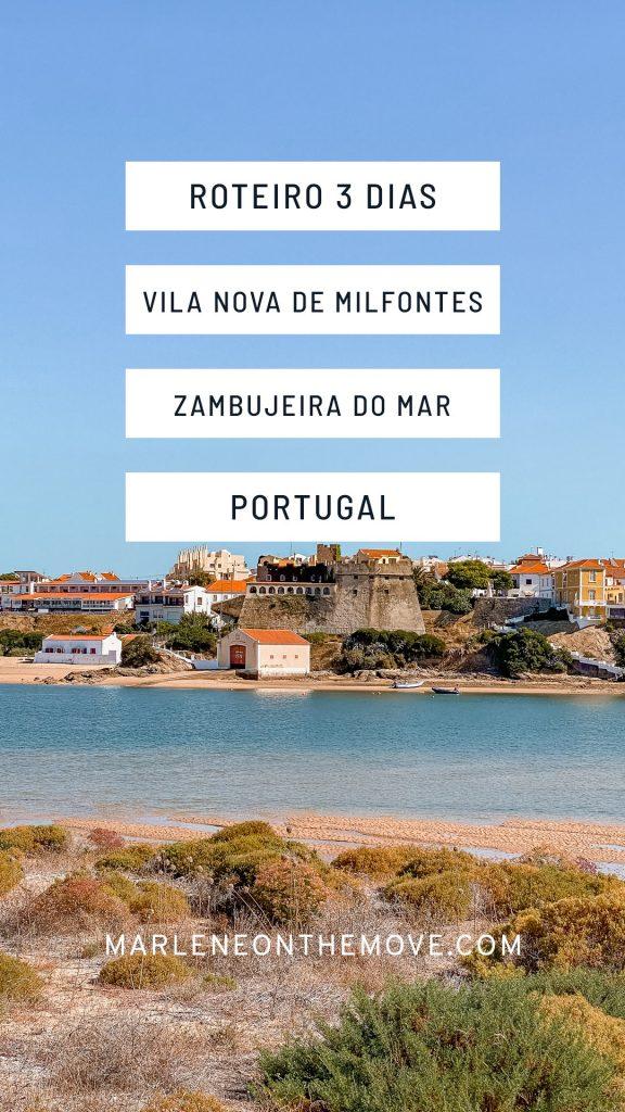 Estão entre as vilas mais bonitas do litoral alentejano e encantam todos os que lá vão. Nesta escapadinha alentejana, conheça as maravilhas que pode ver e fazer por Vila Nova de Milfontes e a Zambujeira do Mar.