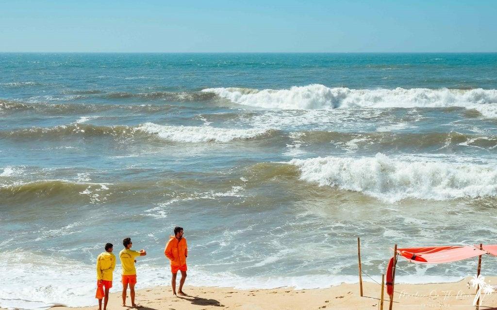 Praia de São Pedro de Moel Beach