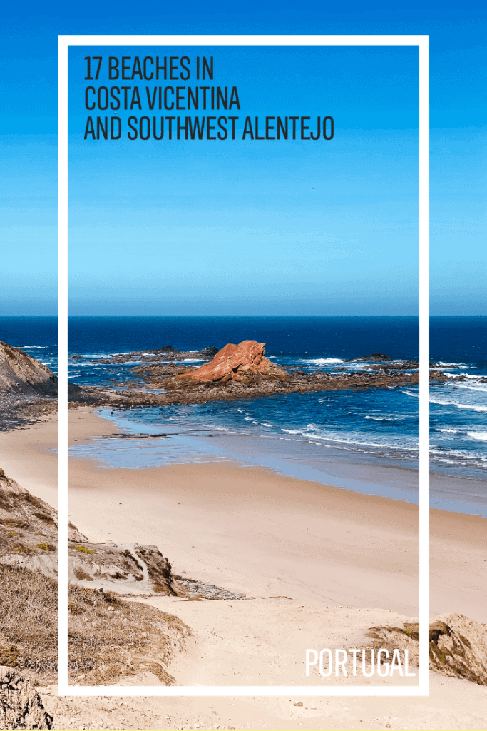 The Southwest Alentejo and Costa Vicentina Natural Park is one of Portugal's most incredible places, so its beaches are not far behind. In this article, get to know those I recommend on a next visit to the region.