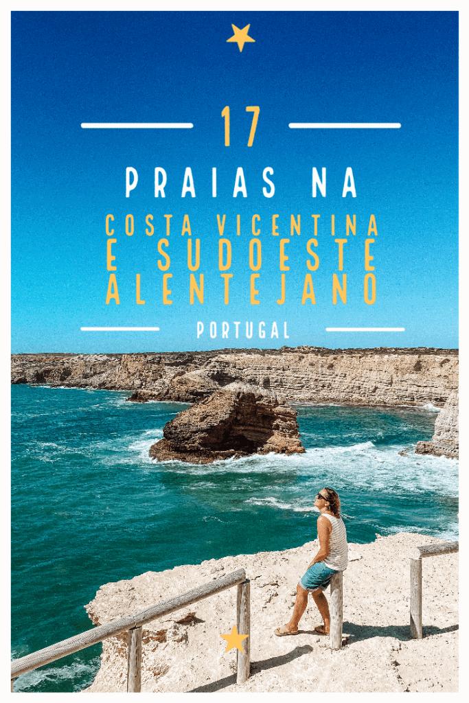 O Parque Natural do Sudoeste Alentejano e Costa Vicentina é uma das zonas mais incríveis de Portugal, pelo que as suas praias não ficam atrás. Neste artigo conheça aquelas que recomendo numa próxima visita à região.