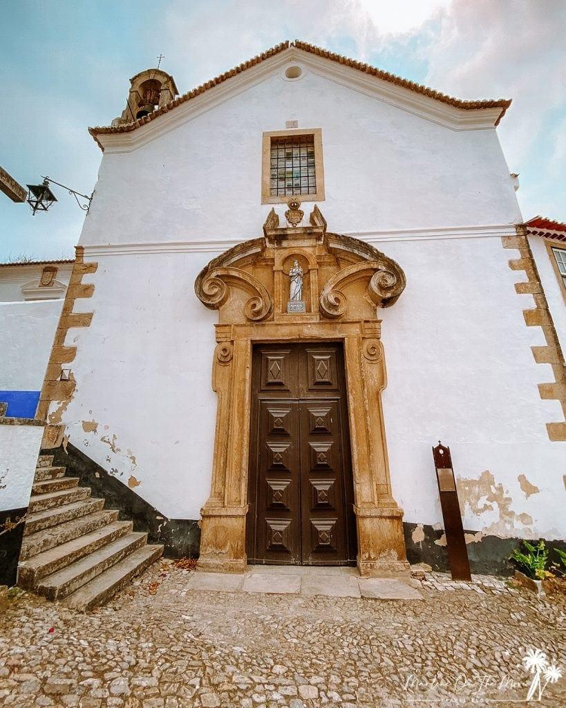Igreja da Misericórdia Church Óbidos
