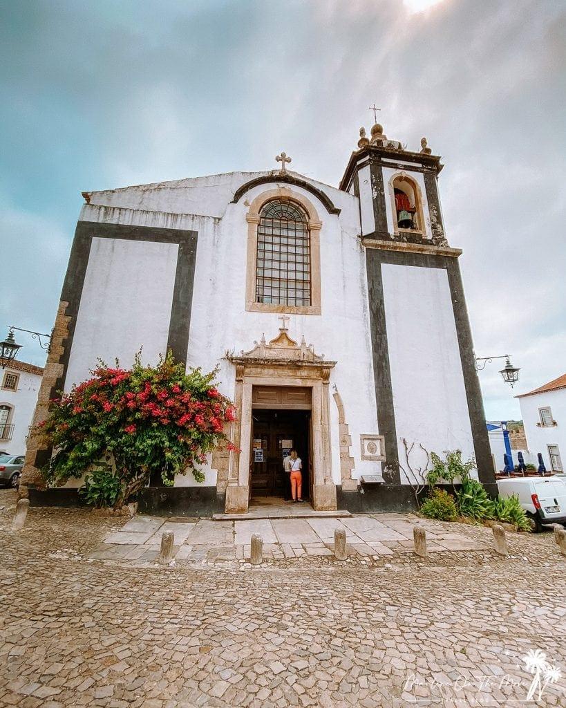 Igreja São Pedro Church Óbidos