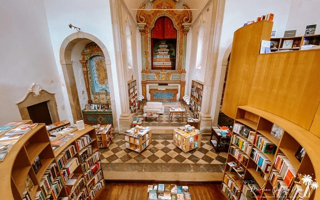 Livraria Santiago Óbidos Bookstore