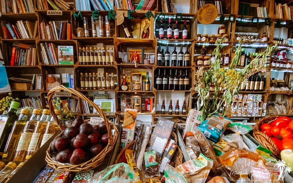 Mercado Biológico Óbidos Bookstore