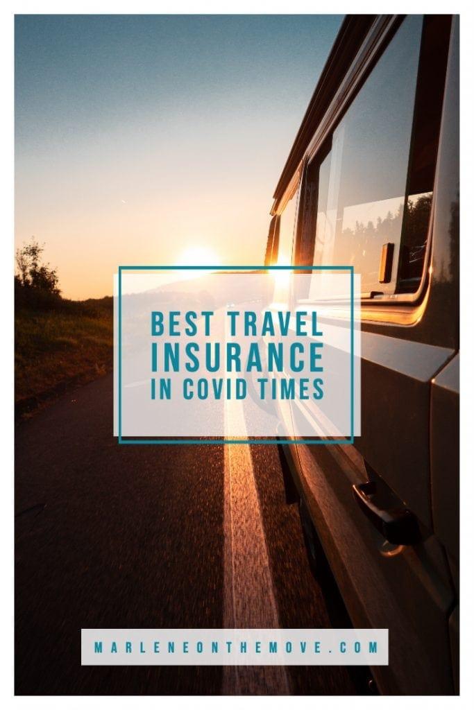 travel insurance sunset