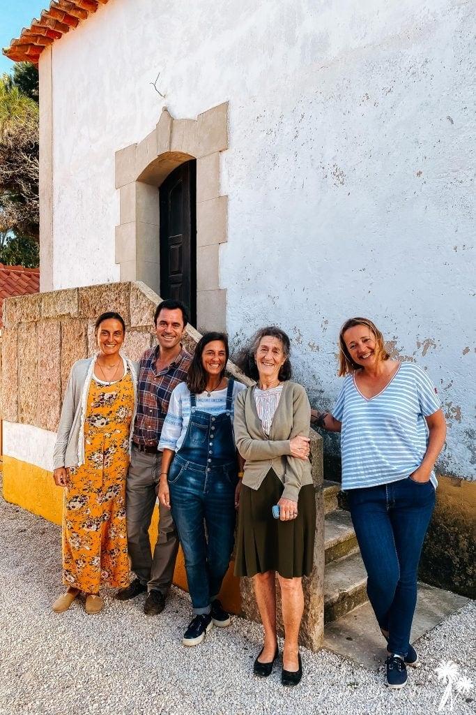 Família/Family Quinta da Foz do Arelho Portugal