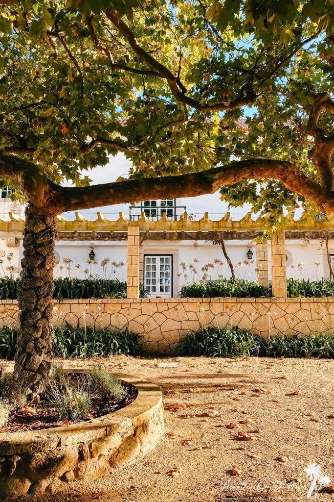 Exterior Quinta da Foz do Arelho Portugal