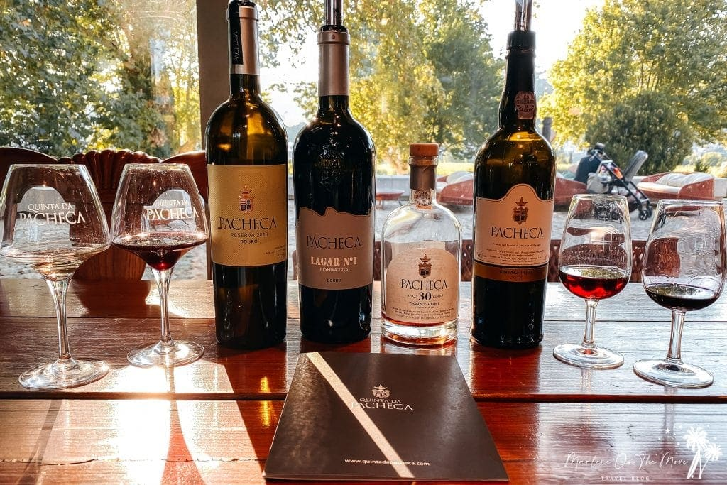 Vinhos Quinta da Pacheca Wines