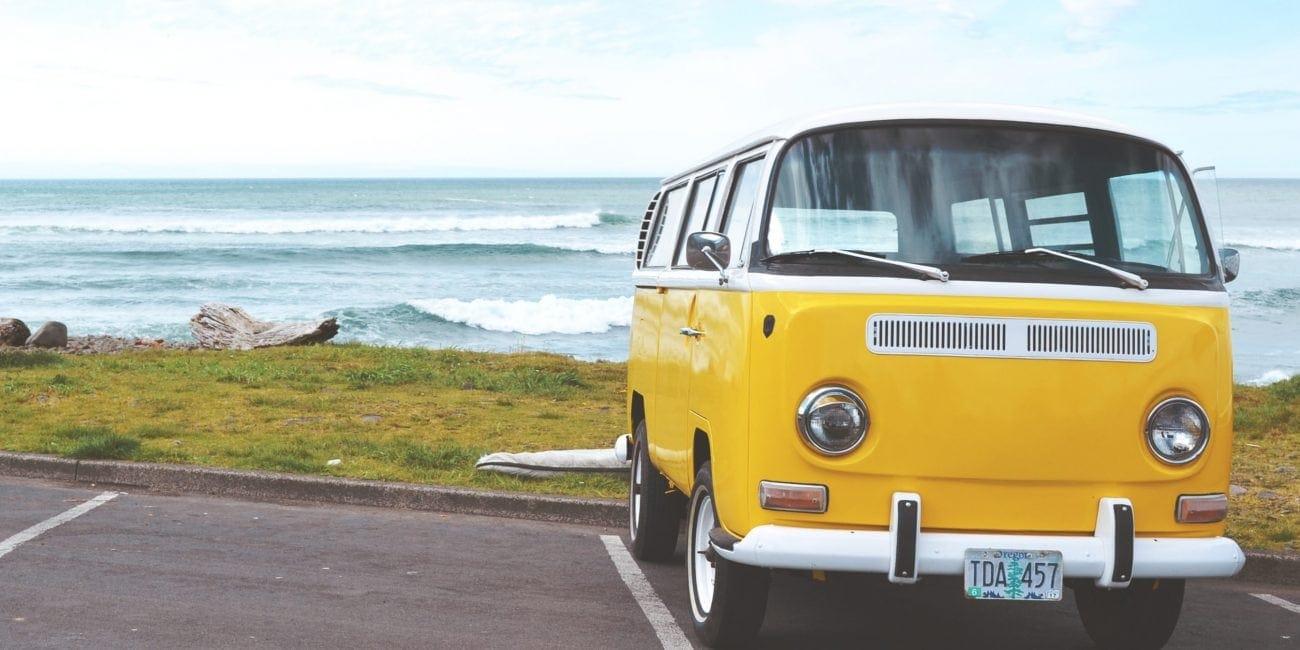 surf life van