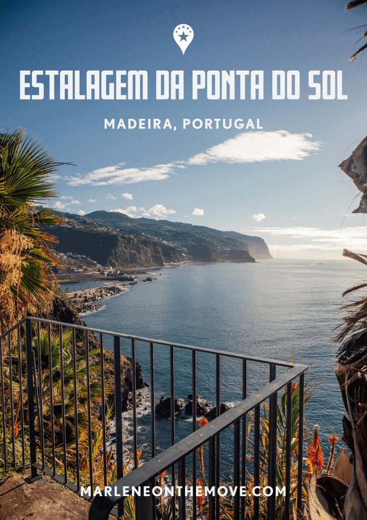 Se procura alojamento na Madeira, fora da confusão e com uma das melhores vistas na ilha, tenho o sítio ideal: a Estalagem da Ponta do Sol.