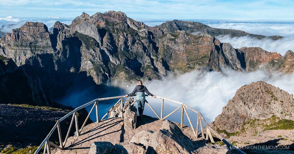 Pico do Areeiro Madeira