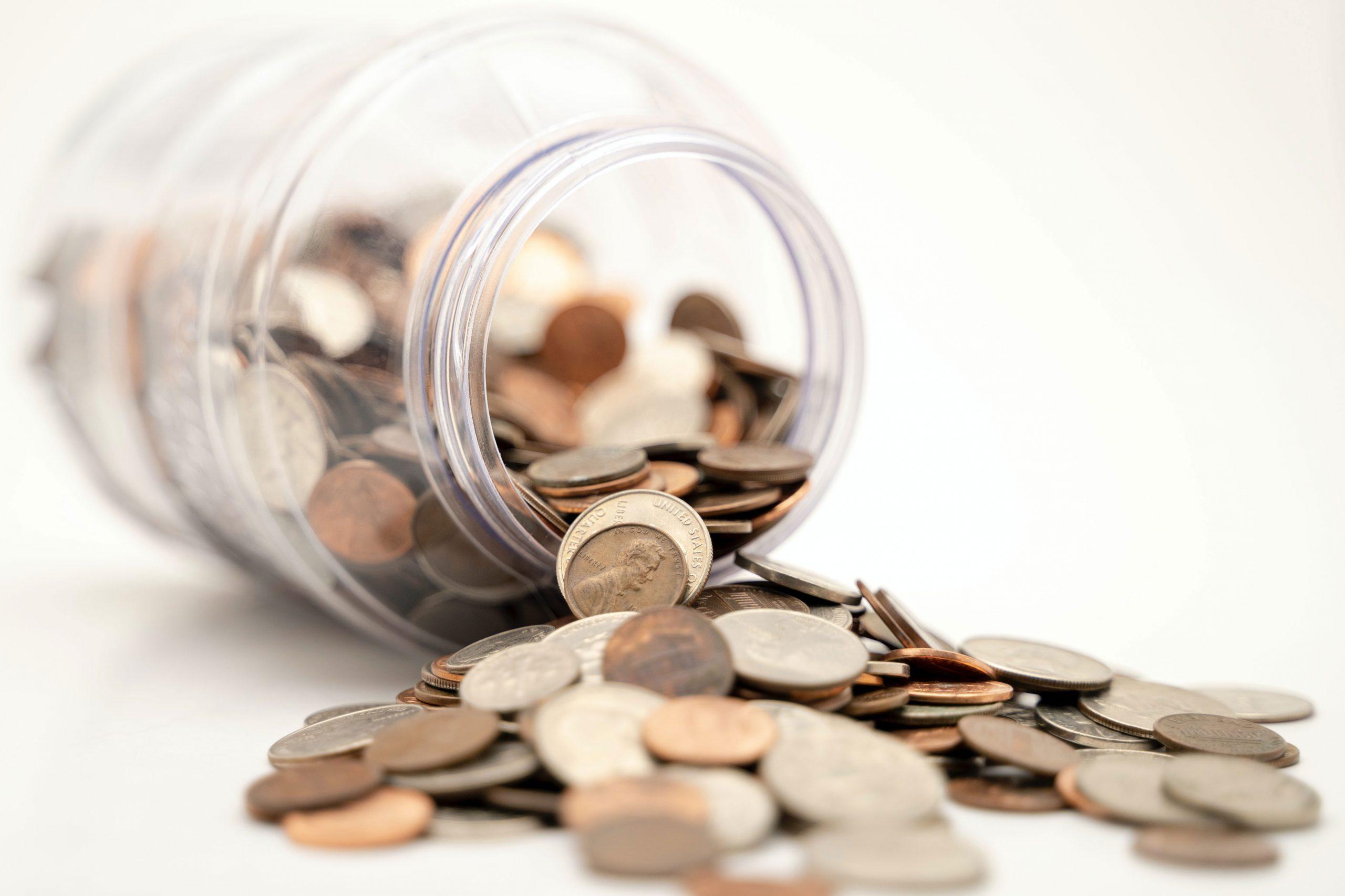 poupar dinheiro para viajar - image by michael longmire