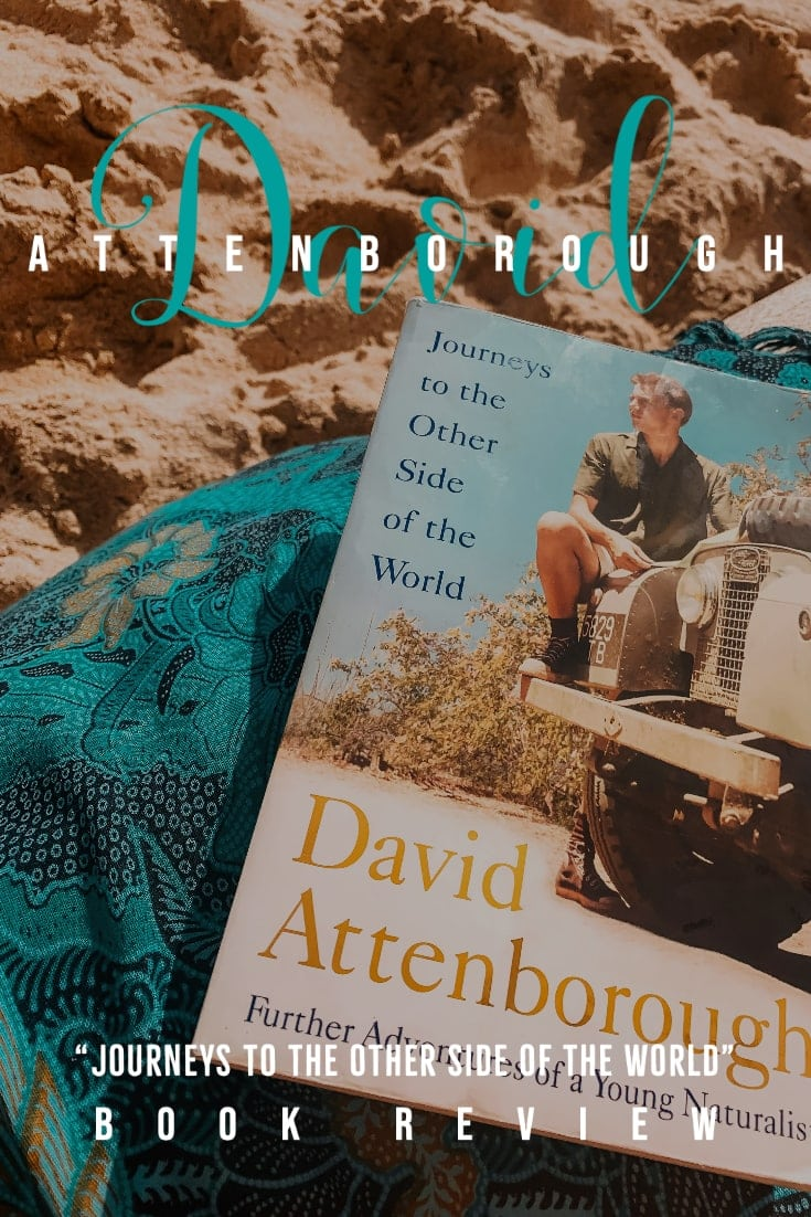 If you are a nature lover and enjoy a good exploration, you'll love this book. Follow the stories of a young David Attenborough in discovering some incredible destinations.