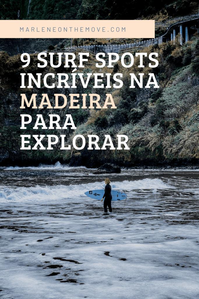 Conhecido no meio como um dos melhores destinos de surf da Europa, a Madeira apresenta ondas extraordinárias, mas que desafiam os surfistas mais experientes.