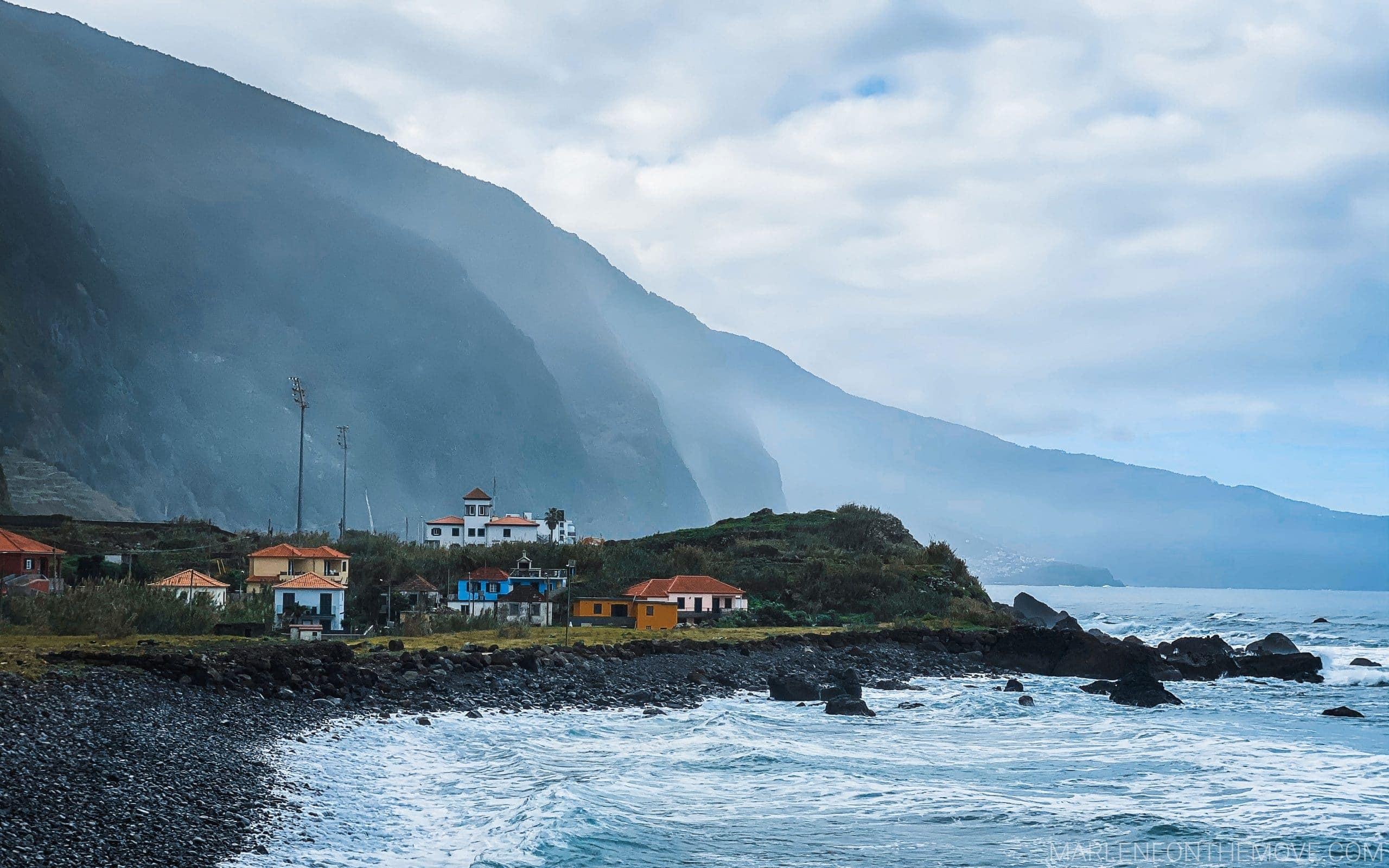 Fajã da Areia Madeira